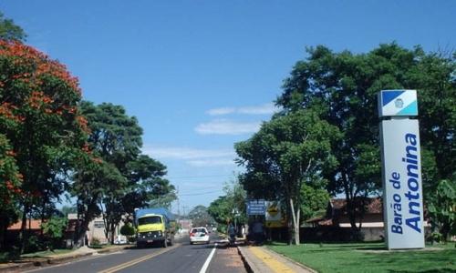 Fonte: www.baraodeantonina.sp.gov.br