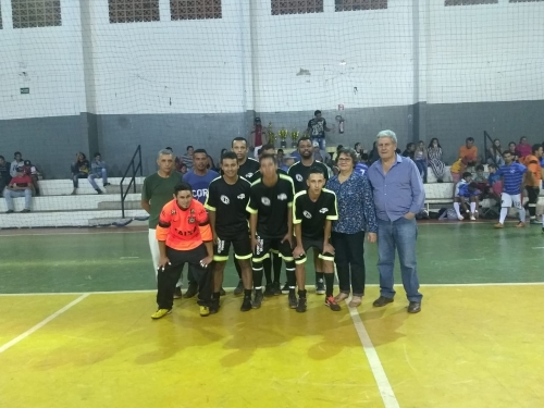 BARÃO DE ANTONINA – FINAL DO CAMPEONATO MUNICIPAL DE FUTSAL